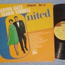 MARVIN GAYE & TAMMI TERRELL-UNITED-VG++/VG Mono 1967 LP