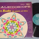 LES BAXTER--KALEIDOSCOPE--UK Pressing LP--Capitol T-594
