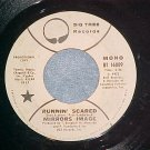 WL Promo 45-MIRRORS IMAGE-RUNNIN' SCARED-Big Tree 16009