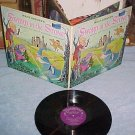 THE SWORD IN THE STONE--VG++ 1963 Disney Pop-Up Sdk LP