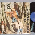 COUNTRY LEGEND BAND--DEADLINES--NM/VG+ Private LP--1981