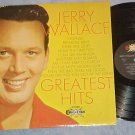 JERRY WALLACE-GREATEST HITS--NM/VG++ 1969 LP--Challenge