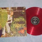 SOUTH PACIFIC--NM/VG++ Stereo Sdk LP on Crown-Red Vinyl