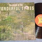 TYMES-THE SOUND OF THE WONDERFUL TYMES-VG+/VG++ 1963 LP