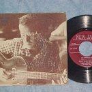 EP w/PS--JIMMY RANEY QUARTET-1953--New Jazz 1702--NM/VG