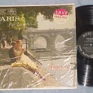 EDDIE BARCLAY-PARIS FOR LOVERS-NM/VG+ in shrink 1955 LP