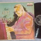 ART TATUM--THE ART OF TATUM--PIANO SOLOS--1958 LP-Decca