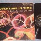 SAUTER-FINEGAN ORCHESTRA-ADVENTURE IN TIME--VG+ 1956 LP
