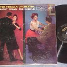 SAUTER-FINEGAN ORCHESTRA--STRAIGHT DOWN THE MIDDLE--LP