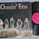 CHOSIN FEW--Self Titled 1988 LP--Statue SLP-6000--Metal