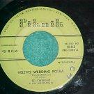 45-ED SWIERAD/ARISTOCRATS--HELEN'S WEDDING POLKA-Piknik