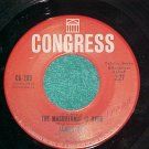 45-JAMES RAY--THE MASQUERADE IS OVER--Congress 203--VG+