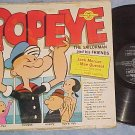 POPEYE THE SAILORMAN--Golden Record GLP-56--1960 LP