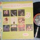 SOUND IDEAS FOR SUMMER--JUNE 1960--Promo Sampler LP