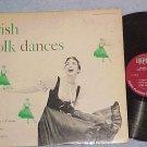 JAMES O'FLYNN--IRISH FOLK DANCES--1956 LP-Imperial 9013