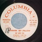 WL Promo 45--JENNIE SMITH--HUGGIN' MY PILLOW-1958--VG++
