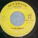 Promo 45-NINA SIMONE-TO LOVE SOMEBODY-1968--RCA 47-9447