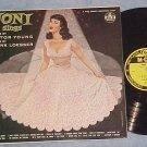 JONI JAMES SINGS YOUNG & LOESSER-NM/VG++LP-Yellow label