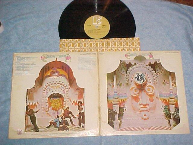 EARTH OPERA--Self Titled NM/VG+ 1968 LP--Elektra 74016
