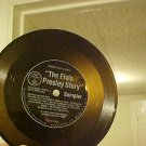 "6"" Flexi-Disc LLP/EP--THE ELVIS PRESLEY STORY--1977--NM"