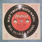 "5 1/2"" Cardboard LLP-DELLWOODS-NOSE JOB-Mad Magazine"