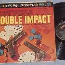 DOUBLE IMPACT-Stereo 1960 Sdk LP-TV Themes-Buddy Morrow