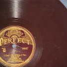 Brown Wax 78-LYALL BOWEN/CASINO DANCE ORCH-Perfect--VG+