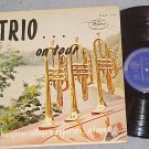 HOUGHTON COLLEGE TRUMPET TRIO ON TOUR-Vol 2--c. 1960 LP