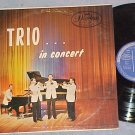 HOUGHTON COLLEGE TRUMPET TRIO IN CONCERT--c. 1960 LP