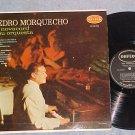 PEDRO MORQUECHO--SU NOVACORD Y SU ORQUESTA--Mexico LP