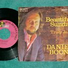 Germany 45 w/PS-DANIEL BOONE--BEAUTIFUL SUNDAY--NM/VG++
