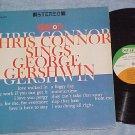 CHRIS CONNOR SINGS GEORGE GERSHWIN--Stereo 1964 LP