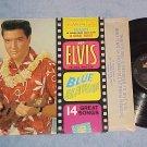 ELVIS PRESLEY--BLUE HAWAII--VG+ 1961 Soundtrack LP