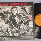 SECRET AGENT FILE--NM 1984 LP--18 Themes ~Cheesecake~