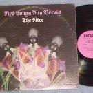 THE NICE--ARS LONGA VITA BREVIS--NM/VG+ LP on Immediate
