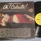 OH! CALCUTTA!--NM 1969 Original Cast Sdk LP ~Sexy Cover
