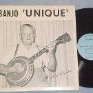 BILL BANDEN-BANJO UNIQUE-LP-Schenectady, NY ~Autograph~