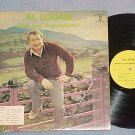 AL LOGAN-IRISH AND INSPIRATIONAL-VG++/VG+ LP ~Autograph
