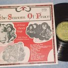 EVELYNE&BOB BEERS,BOYERS,NAGLERS-SEASONS OF PEACE-NM LP