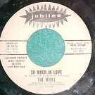 45-THE MUNX-SO MUCH IN LOVE-1968-Jubilee-WL Promo--VG++