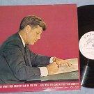 JOHN FITZGERALD KENNEDY--A MEMORIAL TRIBUTE--NM/VG++ LP