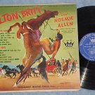 ELTON BRITT AND ROSALIE ALLEN-'58 Waldorf Music Hall LP