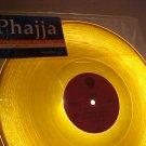 """PHAJJA-CHECKIN' FOR ME--12"""" 1999 EP--Yellow Vinyl-Promo"""
