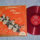 WANDERIN WITH STAN WILSON-1954 Red Vinyl LP on Cavalier