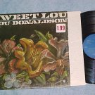 LOU DONALDSON--SWEET LOU--NM shrink 1974 LP--Blue Note