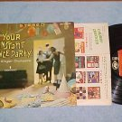 ARTIE SINGER-YOUR INSTANT DANCE PARTY-NM Stereo 1964 LP