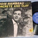 EDDIE RAMBEAU--CONCRETE AND CLAY--1965 LP on DynoVoice