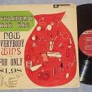BETHLEHEM'S GRAB BAG--NM/VG++ Mono 1958 Jazz Sampler LP