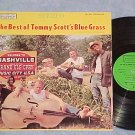 THE BEST OF TOMMY SCOTT'S BLUE GRASS--VG+/NM 1975 LP