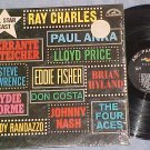 ALL STAR CAST-VG++/NM shrink '62 ABC-Paramount cpltn LP